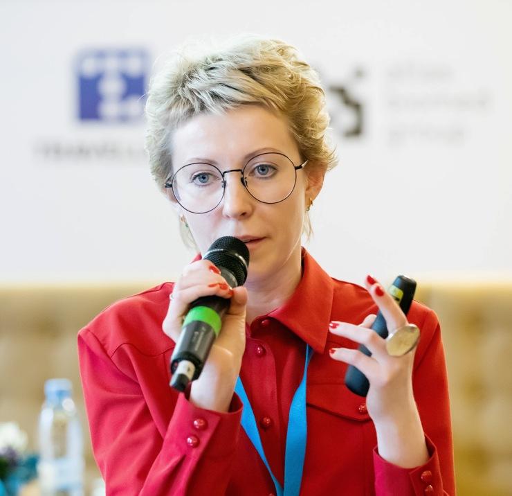 Хомутова Ирина, Москва